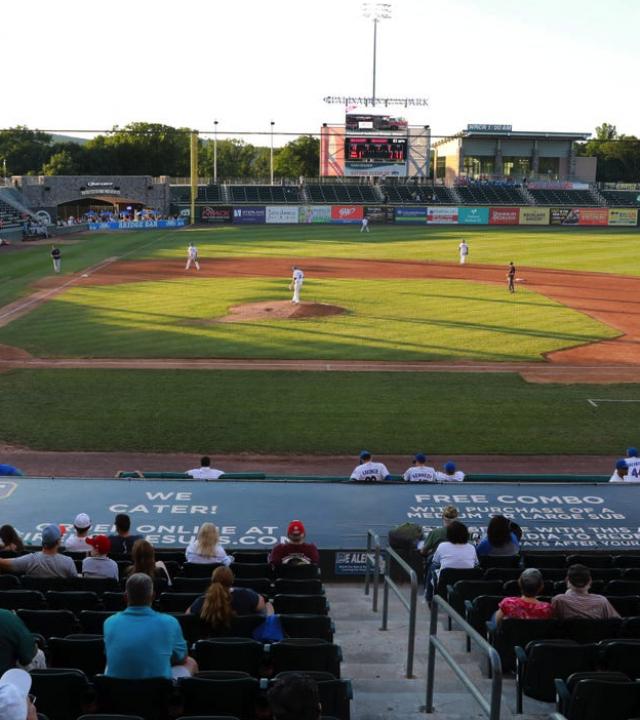 Rockland Boulders Baseball Field